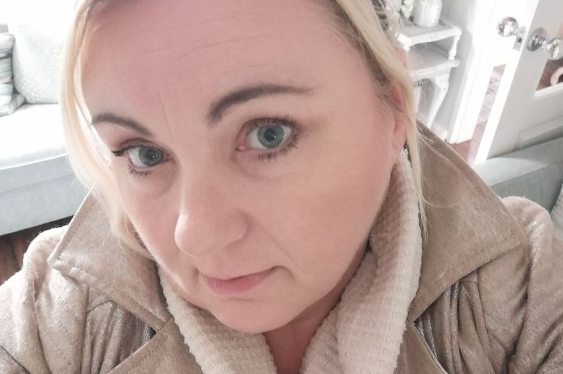 Nurse's warning as she shares shoddy faked photo sent by online dating 'catfish'